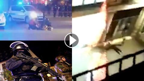 فرنسا: مقتل 3 وإصابة 12 شخصا في عملية إطلاق نار في سوق عيد الميلاد