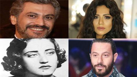 10 نجوم شباب قتلوا بحوادث سير آخرهم ياسر المصري وغنوة محمد سليمان