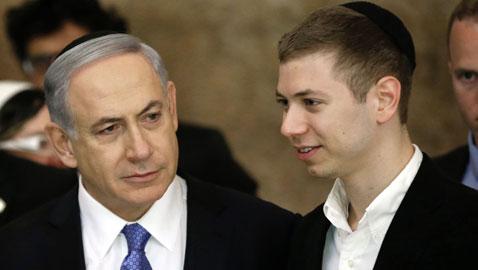 نجل نتانياهو يقترح حلّين للسلام.. ويفضّل الحل الثاني