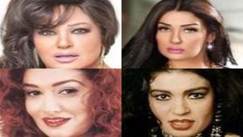 صور 14 فنانة مصرية قبل وبعد عمليات التجميل.. الفرق هائل!