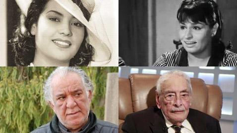 مشاهير عرب رحلوا عن هذا العالم في العام 2018