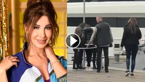 فيديو يثير الجدل: شاهدوا كيف تصرفت نانسي عجرم مع احدى المُعجبات