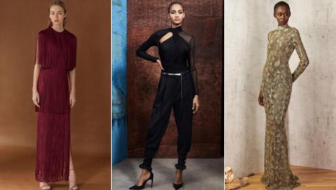 أفكار لإطلالات مناسبات نهاية العام من أحدث صيحات الموضة العالمية