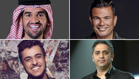 إليكم بالتفاصيل أبرز الأحداث الفنية للنجوم العرب في الشهر الحالي..