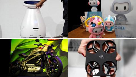 معرض الالكترونيات بلاس فيغاس يضع الذكاء الاصطناعي بين يديّ طفلك