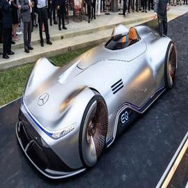بالصور.. اليكم تصاميم سيارات رائعة  تحاكي المستقبل