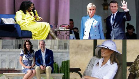 بالصور.. أبرز الشخصيات العامة التي أثارت ملابسها الجدل