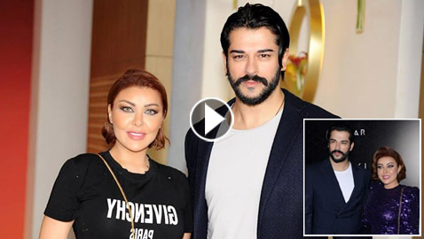 النجم التركي بوراك أوزجيفيت معجب بفنانة لبنانية، من هي وكيف ردّت عليه؟