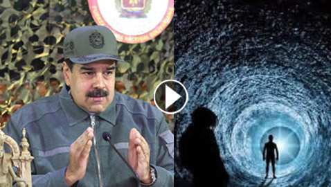 بالفيديو.. رئيس فنزويلا مادورو يزعم أنه سافر عبر الزمن وشاهد المستقبل