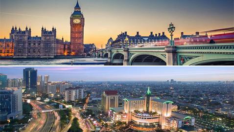 تعرفوا الى المدن التي تتجه إليها أنظار العالم في هذا العام..