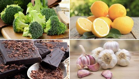 10 أطعمة صحية هي الأفضل