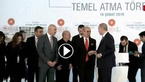 بالفيديو.. الميكروفون المفتوح يحرج أردوغان ويكشف عن مشاكل خطيرة