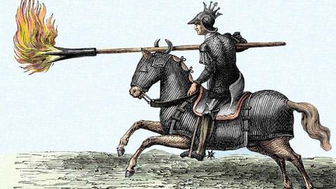 تعرفوا على أول من استخدم سلاحاً نارياً في التاريخ