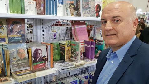 كتّاب مصر وشعبها يدينون بغضب زيارة السفير الإسرائيلي لمعرض الكتاب