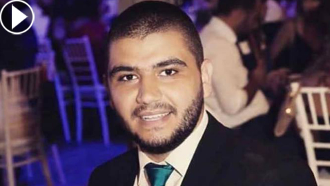 مطرب لبناني يفارق الحياة فوق المسرح وهو يغني في حفلة عيد الحب