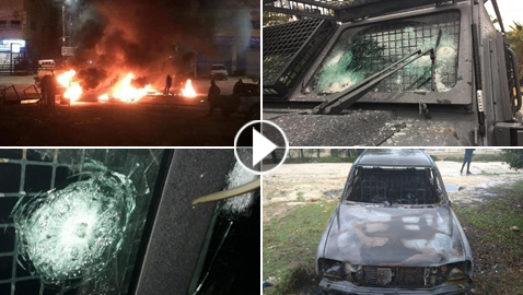 الأردن: بعد مقتل شاب عشريني، اشتباكات بالرصاص الحي بين الشرطة والمواطنين
