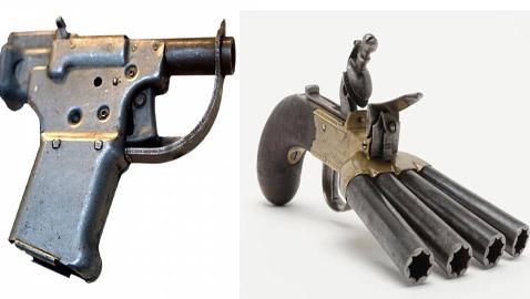 تعرّفوا على أغبى 5 أسلحة تمّ اختراعها.. صور