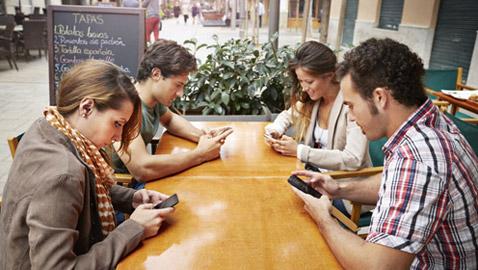 هاتفك الذكي يكشف شخصيتك