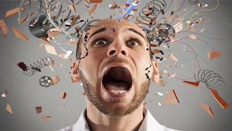 هذه الخدعة البصرية تعطل دماغك لـ15 جزءا من الثانية! هل تجرؤ على تجربتها؟