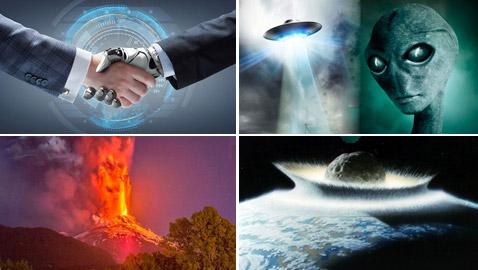 سيناريوهات محتملة لنهاية العالم كما يراها العلماء