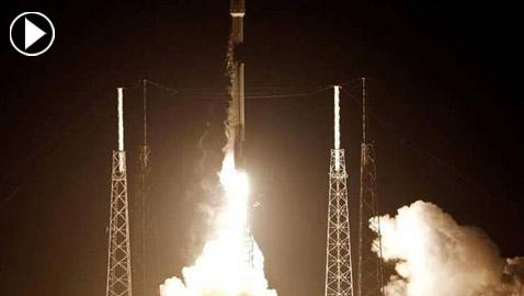 بالفيديو..  إطلاق أول مهمة إسرائيلية إلى القمر من فلوريدا