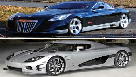 بالصور.. مجموعة مذهلة من اغلى السيارات حول العالم!
