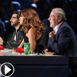 عرب جوت تالنت: رقص مايكل جاكسون، غناء وعزف بيانو والتخاطر!