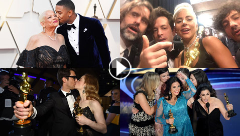 قائمة الفائزين بجوائز أوسكار 2019: رامي مالك أفضل ممثل