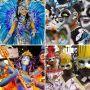 بالصور: أزياء تنكرية وأقنعة ملونة جميلة في الكرنفالات حول العالم