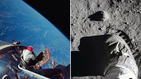 سافر عبر الزمن مع وكالة ناسا في هذه الصور الخلابة للفضاء