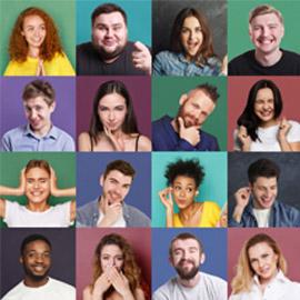 تعرفوا على أشهر تعبيرات الوجه التي توضح الحالة المزاجية للشخص