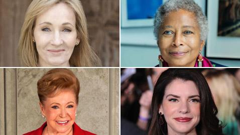 بالصور: تعرفوا على أشهر 10 كاتبات في العالم قمن بتأليف كتب لا تنسى!