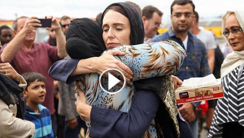 بدأت وانتهت بـ (السلام عليكم): 15 تصريحا لأرديرن عن مجزرة المسجدين
