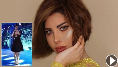 بالفيديو: شمس الكويتية تتباهى بحذاء من الذهب وتهاجم منتقديها بقساوة