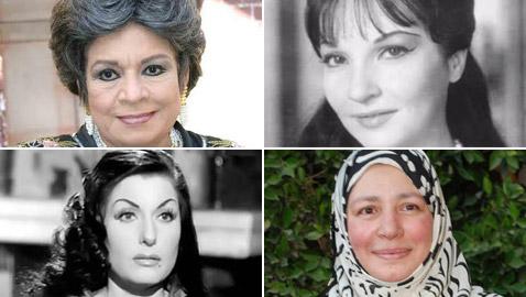 في عيد الأم.. نجمات أمهات برعت أسماؤهن في السينما المصرية