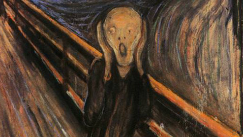 مفاجأة: لوحة الصرخة الشهيرة حقيقتها عكس ما يتوقع أغلب الناس!