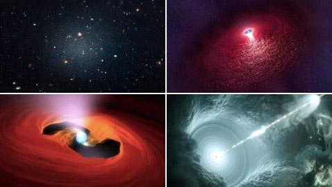 أغرب الظواهر في الفضاء وأكثر الأمور المثيرة الموجودة في الكون