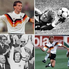 تعرفوا على لاعبين أساطير في المنتخب الألماني في تاريخ كرة القدم