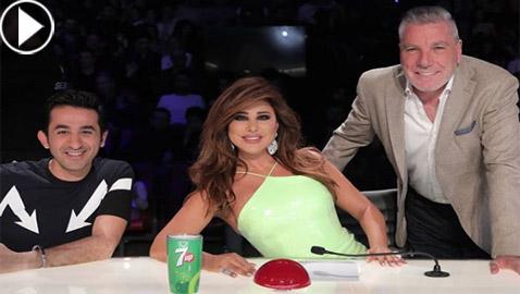فيديو وصور عرب غوت تالنت: فوز فريق لبناني وجزائري في الحلقة الـ8