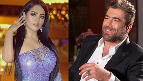 أحلام الحجي ملكة جمال مغربية تكشف سر علاقتها وزواجها بوائل كفوري