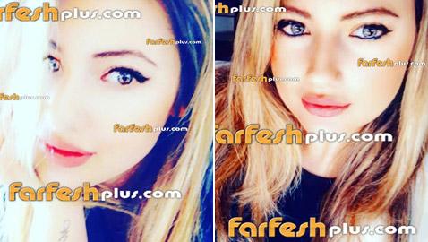 حصريا في فرفش بلس: صور انجيلا بشارة زوجة وائل كفوري بجمال مذهل