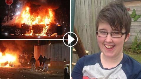 عمل إرهابي في أيرلندا الشمالية.. قنابل وأعمل عنف وشغب وسقوط قتيلة