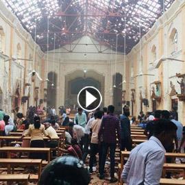 مقتل 138 وإصابة المئات بـ6 تفجيرات بكنائس وفنادق في سريلانكا