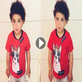 صور وفيديو: ابنة دنيا بطمة (غزل) كبرت وأصبحت نسخة من شقيقتها حلا  ..