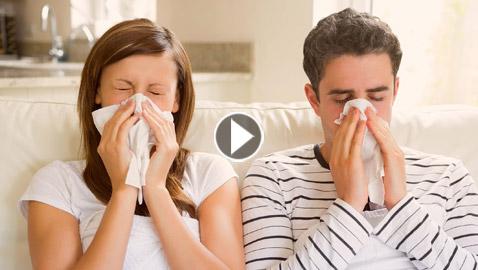 10 طرق ونصائح لعلاج نزلات البرد والانفلونزا والوقاية منها