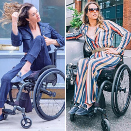 برازيلية مقعدة تتحدى إعاقتها وتطلق أول علامة تجارية لصاحبات الهمم