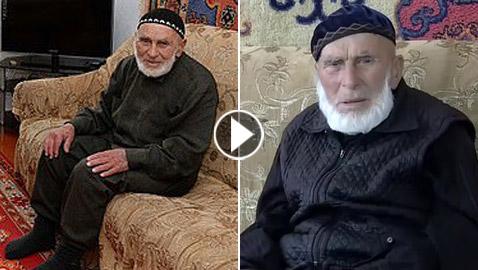 أكبر رجل بالعالم (123 عاما) يكشف سر طول عمره قبل أن يفارق الحياة