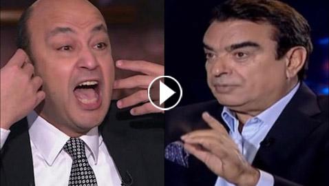 فيديو جورج قرداحي: ضد أسلوب عمرو أديب لكن احترمه وهذه حقيقة اسلامي