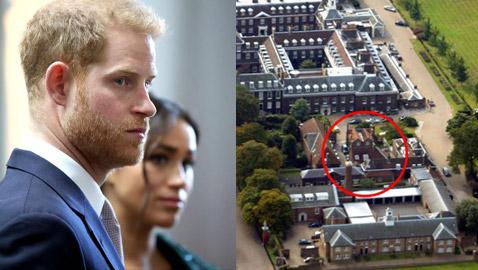 الأمير هاري يتعرض للخطر بعد نشر صور تكشف موقع بيته ويربح الدعوى!