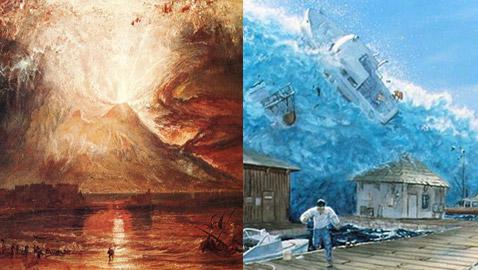 كوارث مروعة هزت العالم عبر التاريخ.. تعرفوا اليها